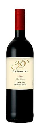 30 Degrees Cabernet Sauvignon Paso Robles